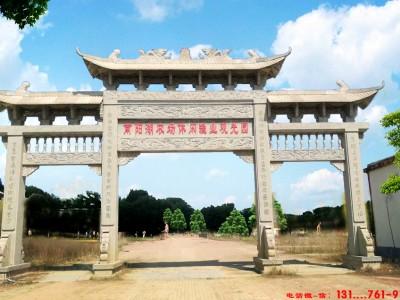 江苏省新沂市新农村石门楼结构制作厂家