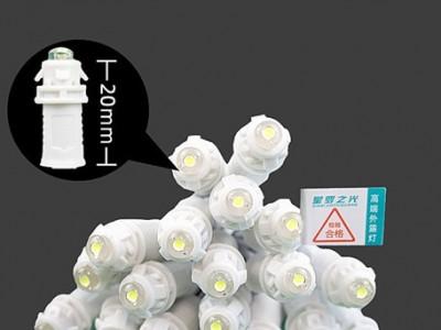 LED外露灯 星罗之光工程款