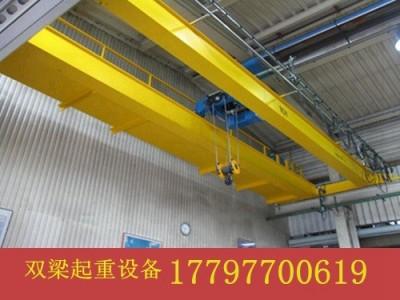 天津10吨双梁行吊厂家热销5t冶金起重机
