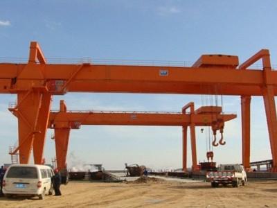 浙江舟山门式起重机销售厂家隧道龙门吊5吨